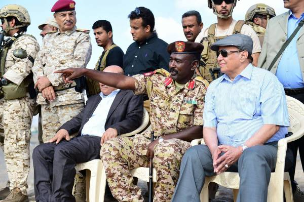 مقتلة في صفوف &#34المرتزقة&#34 بينهم سودانيون