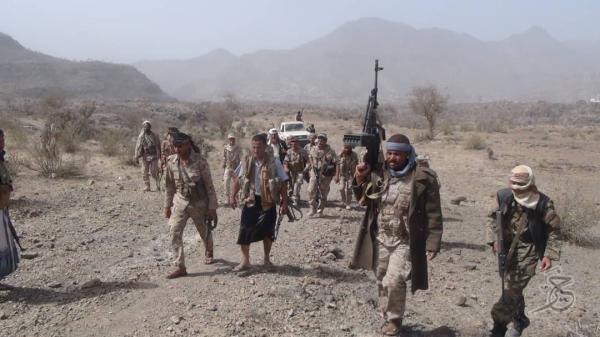 الضالع.. قتلى وجرحى حوثيون بالعشرات في هجوم فاشل على موقع حبيل نعمة بالحشاء