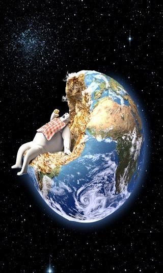 تغيرات في كوكب الأرض تقودنا إلى &#34عصر الأنثروبوسين&#34