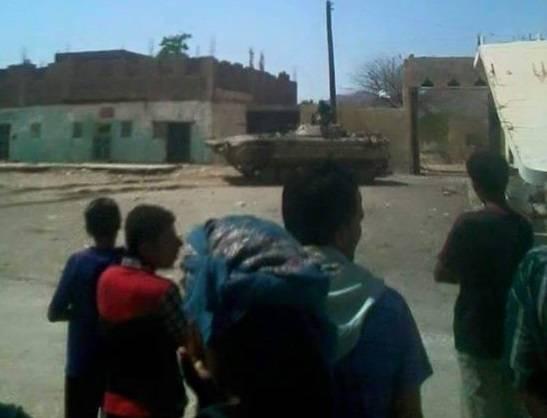 اليمن: دحر مسلحي هادي ومقاتلي القاعدة من &#34نصاب&#34 شبوة