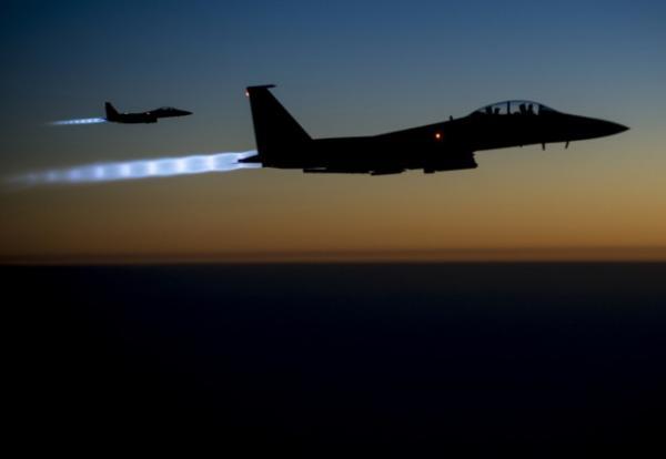 قصف جوي دمر مخازن أسلحة لمليشيا الحوثي بحرض حجة