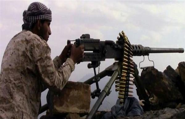 القوات الحكومية تعلن استكمال تحرير سلسلة جبال تويلق برازح صعدة وتعثر على مخزن أسلحة متنوعة