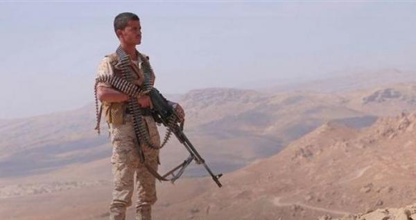 القوات الحكومية تتقدم في حيران حجة وخسائر كبيرة في صفوف المليشيات