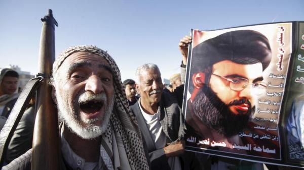 إذاعة حوثية تعلن جمع 74 مليون ريال لدعم مليشيات حزب الله في لبنان (وثيقة)
