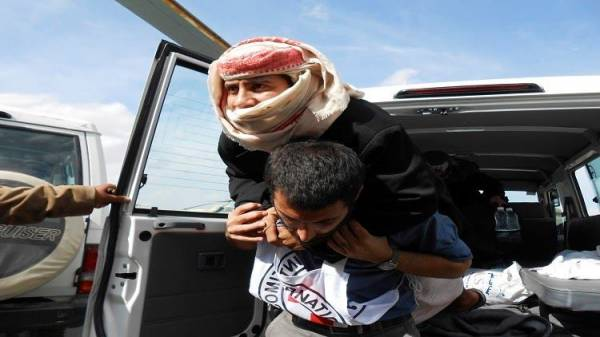 استهداف للمرة الثانية بعد أسبوع من هجوم عدن جنوبا.. الأمم المتحدة تدين قتل موظفين للصليب الأحمر بعمران شمال اليمن