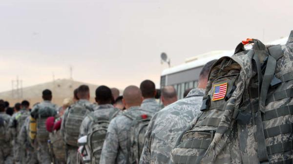العراق.. حلفاء إيران يسعون لفتح ملف خروج القوات الأمريكية