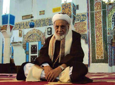 نجل العلامة العمراني ينفي صحة أنباء عن وفاة والده