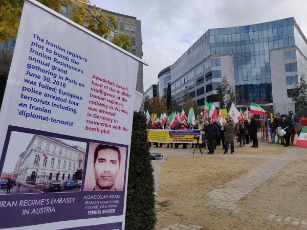 نواب أوروبيون يطالبون بطرد عملاء مخابرات إيران