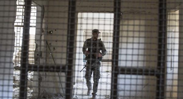 هروب 21 من عناصر داعش من سجن عراقي محصن والقبض على معظمهم